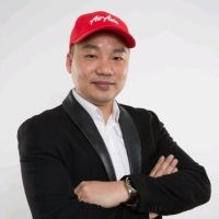 Allan Phang at Telecoms World Asia 2020