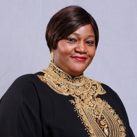 Prisca Soko | Chairperson | SADC Women in Business » speaking at Power & Electricity