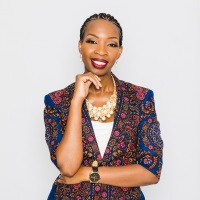 Bertha Dlamini | President | African Women in Energy and Power » speaking at Power & Electricity