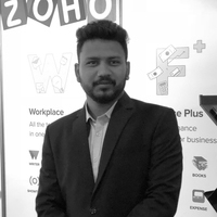 Akhil C | Product Marketer | Zoho Corporation » speaking at Accounting Business Expo