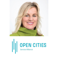 Lisa Mclean, Chief Executive Officer, Open Cities