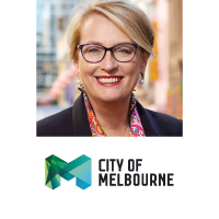 Sally Capp, Mayor, City of Melbourne