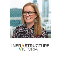 Catherine Rooney, Executive Director Strategy & Research, Infrastructure Victoria