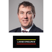James Glastonbury, Technical Director, Laing O'Rourke