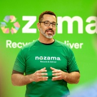 Andre Vanyi Robin | Chief Executive Officer | Nozama Green » speaking at Home Delivery Europe