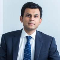 Abhishek Sharma at Middle East Investment Summit 2020