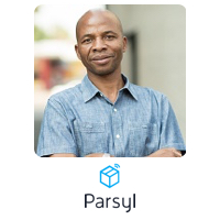 Souleymane Sawadogo | General Manager, Global Health | Parsyl » speaking at Vaccine Congress USA