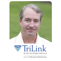 Dr Anton McCaffrey | Senior Director of Emerging Science and Innovation | TriLink BioTechnologies » speaking at Immune Profiling Congress