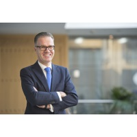 Bernd Van Linder, Chief Executive Officer, Commercial Bank Of Dubai
