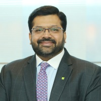 Amit Malhotra   Personal Banking Group General Manager   Commercial Bank of Dubai » speaking at Seamless Payments Middle