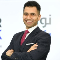 Umar Khan   Senior Vice President Of Innovation   Noor Bank » speaking at Seamless Payments Middle