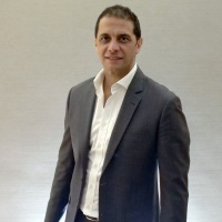Hassan Mokdad   Chief Executive Officer   Futurecard » speaking at Seamless Payments Middle
