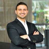 Hassan Fayed   Head of Innovation   Dubai CommerCity » speaking at Seamless Middle East