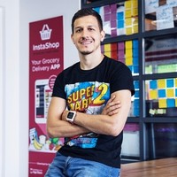 John Tsioris   Chief Executive Officer   InstaShop » speaking at Seamless Payments Middle