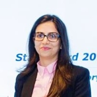 Anisa Muhammad Ali   Marketing Manager   Dubai CommerCity » speaking at Seamless Payments Middle