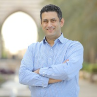 Ayman Ismail   Director, Auc Venture Lab   American University in Cairo » speaking at Seamless Middle East