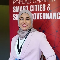Laila Al Hadhrami   Senior Executive - Digital Transformation   Ministry of Technology & Communication » speaking at Seamless Middle East