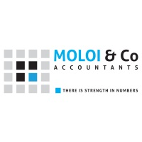 MOLOI and Co. ACCOUNTANTS at Accounting & Finance Show South Africa 2020
