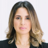 Dounia Fadi | Chief Operating Officer | dubai » speaking at BuildIT