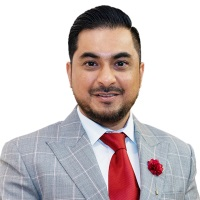Riyaz Merchant, Chief Executive Officer, Realty Force Real Estate Broker