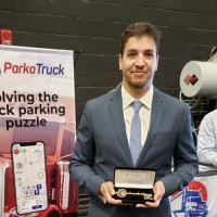 Matias Albaca | Chief Executive Officer | Parkotruck » speaking at MOVE America
