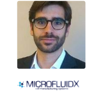 Antoine Espinet, Chief Executive Officer, MicrofluidX