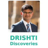 Sapan Gandhi | Director | Drishti Discoveries » speaking at Advanced Therapies