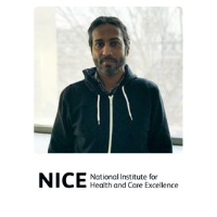 Eli Gajraj, Principal Technical Adviser, National Institute for Health and Care Excellence
