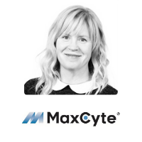Sarah Meeks, Vice President Of Business Development, MaxCyte