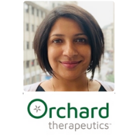 Pervinder Sagoo, Director, Gene And Cell Therapy, Orchard Therapeutics