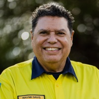 Wayne Davis, Traditional Fire Coordinator, Bushfire Centre of Excellence, Department of Fire and Emergency Services