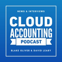Cloud Accounting Podcast at Accounting & Finance Show USA 2020
