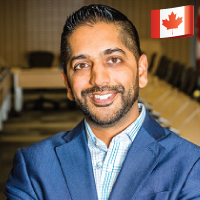 Imraan Bashir | Executive Director, Cyber Security And Digital Identity | Treasury Board of Canada Secretariat, Government of Canada » speaking at Tech in Gov