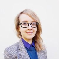 Chloe White at Tech in Gov 2020
