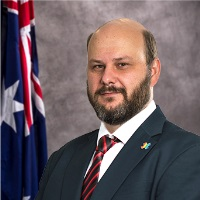 Karl Hanmore | First Assistant Director-General Engagement, Operations & Intelligence | Australian Signals Directorate » speaking at Tech in Gov