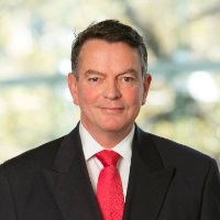 Bruce Thompson, Executive Director, Spatial Services, NSW Department of Customer Service