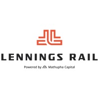 Lennings Rail Services at Africa Rail 2020