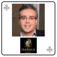Angel Sueiro | Chief Operating Officer | The Emerald Resort » speaking at WGES
