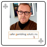 Graham Weir | CEO | Safer Gambling Solutions Ltd. » speaking at WGES