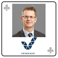 Jari Vahanen | Senior Vice President Of International Affairs | Veikkaus Oy » speaking at WGES