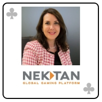 Lucy Buckley | Chief Executive Officer | Nektan Plc » speaking at WGES
