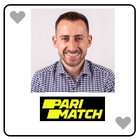 Andrii Suslenko | Chief Communications Officer | Parimatch » speaking at WGES