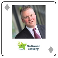 Dermot Griffin | Former Chief Executive Officer | The National Lottery » speaking at WGES
