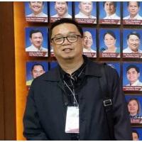 Christopher Garcia | President | PHILAIM Region 8 » speaking at Future Energy Philippines