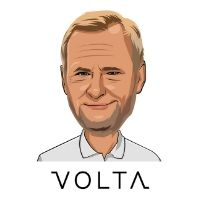 Carl-Magnus Norden | Founder | Volta Trucks » speaking at SPARK