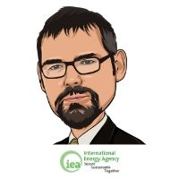 Mr Laszlo Varro | Chief Economist | International Energy Agency - I.E.A. » speaking at SPARK