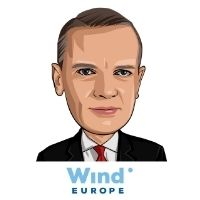 Giles Dickson | Chief Executive Officer | Windeurope » speaking at SPARK