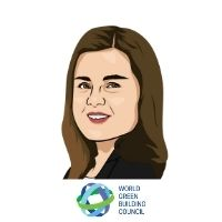 Victoria Kate Burrows | Director, Advancing Net Zero | World Green Building Council » speaking at SPARK