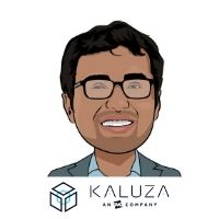 Robin Abraham | Head of Product | Kaluza » speaking at SPARK