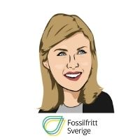 Malin Strand | Policy Strategist & Project Manager | Fossilfritt Sverige » speaking at SPARK